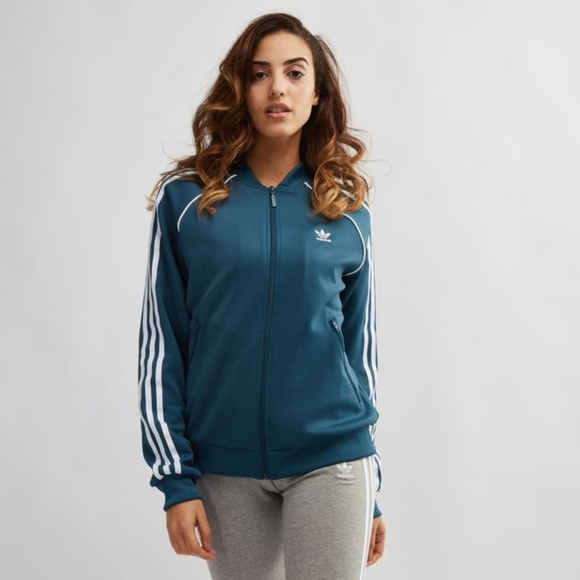 6174dd92e1d3d Adidas Originals Women's SST Track Jacket - NEW NWT